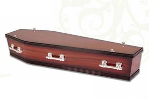 Hume Deluxe Coffin