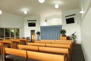 Gravatt Chapel
