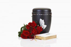 Cremation Urn after Funeral