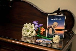Keep a record of the funeral service